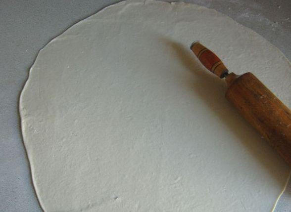Домашние вареники с творогом - фото шаг 3