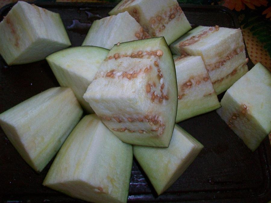 Рецепт Запеченные овощи в фольге