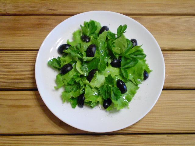 Салат био - фото шаг 4