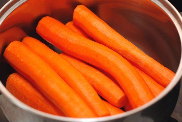 Пюре из моркови - фото шаг 1