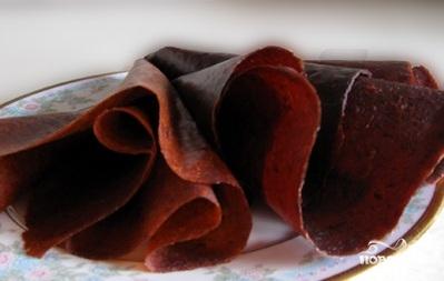 Рецепт Смоква из черной смородины
