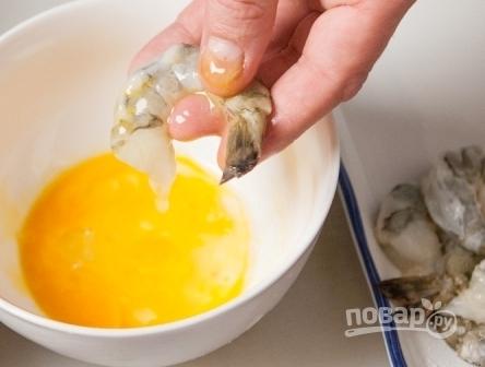 Креветки в соусе васаби - фото шаг 2