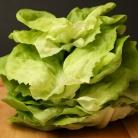 Рецепт Мясо по-азиатски на листьях салата