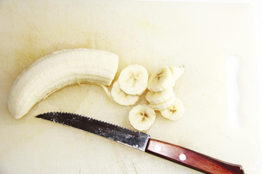 Итальянский салат с бананами - фото шаг 3