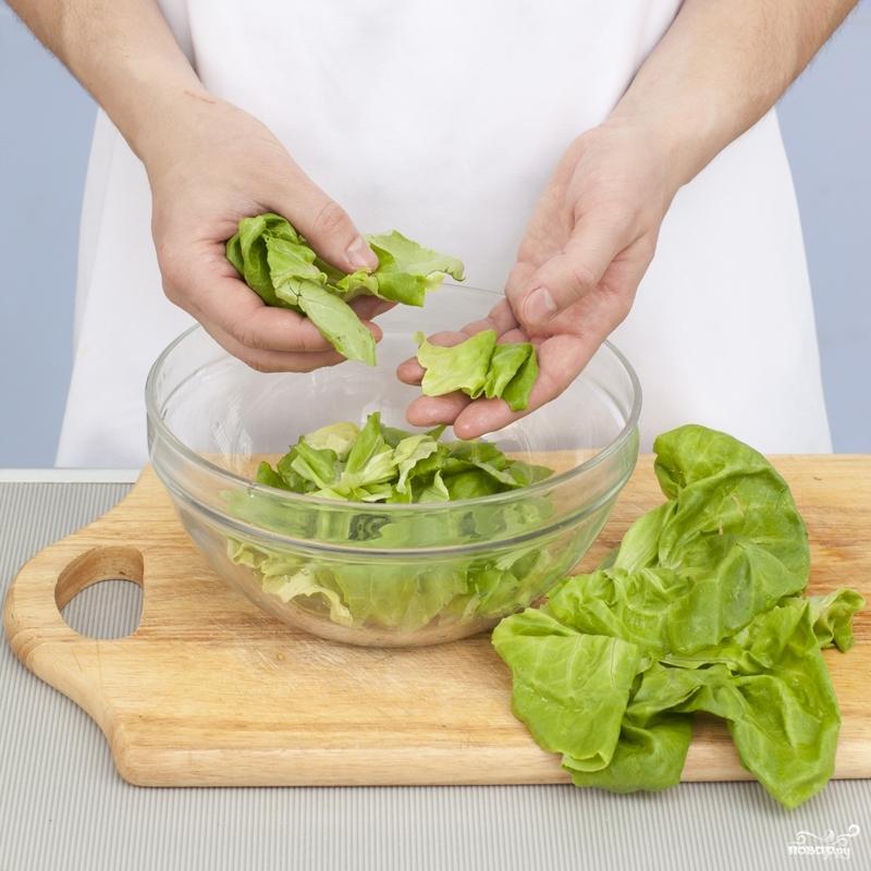 Рецепт Летний салат по-гречески