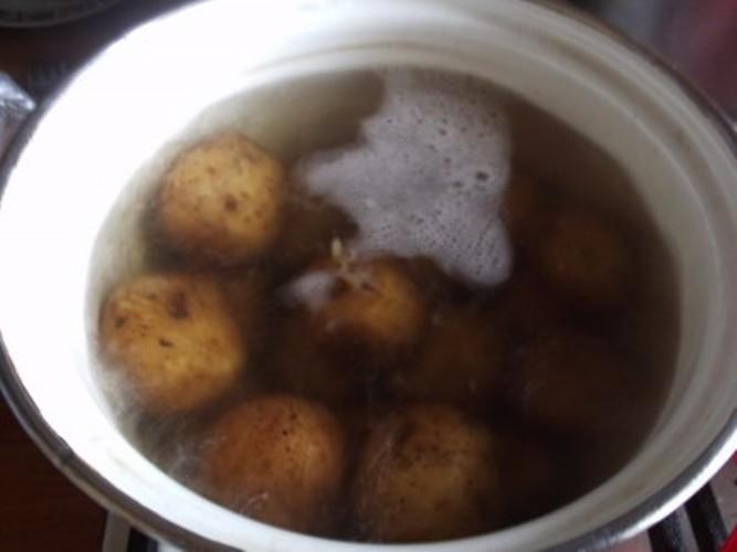 Калитки с картошкой - фото шаг 4