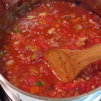 Сырный Тортеллини с мясным соусом - фото шаг 12