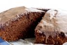 Торт с шоколадом