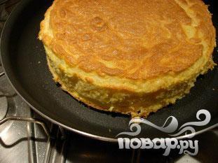Омлет-суфле с сыром - фото шаг 5