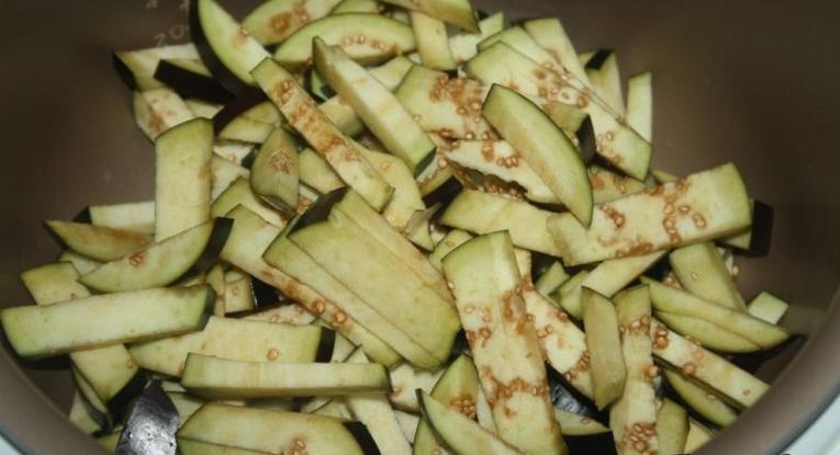 Рецепт Рагу овощное с телятиной