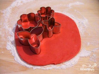 Сахарная мастика из маршмеллоу - фото шаг 3