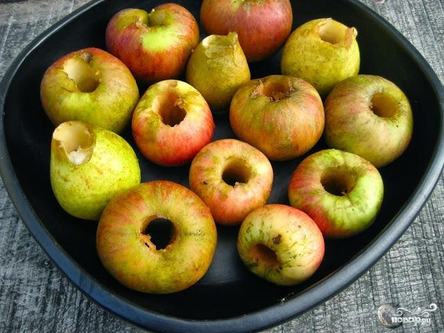 Рецепт яблоки запеченные для детей 157