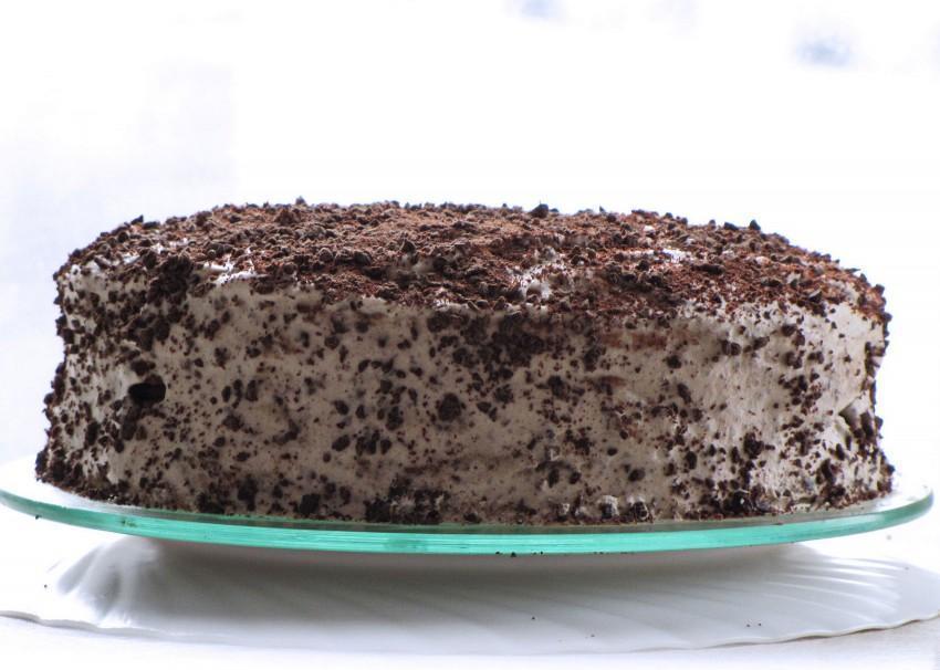 Итальянский ореховый торт - фото шаг 4