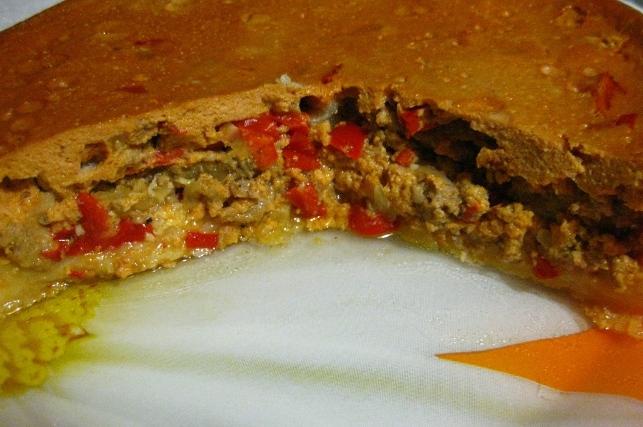 Пирог с мясом в мультиварке редмонд рецепты с фото