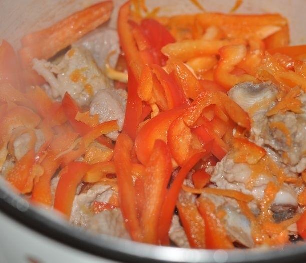 Вкусный суп из свинины - фото шаг 3