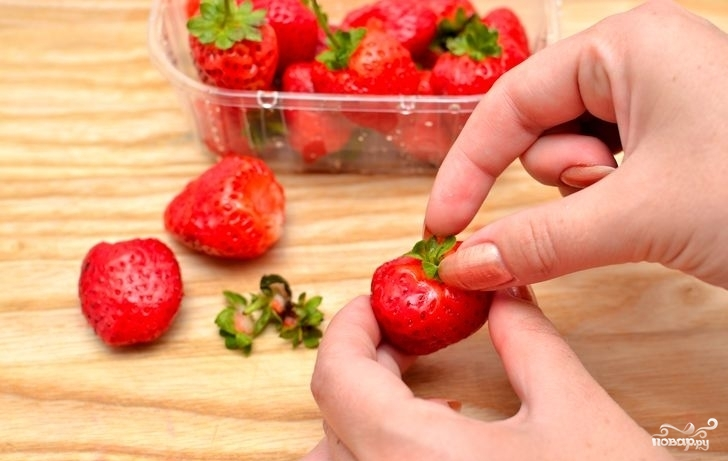 Пюре из ягод - фото шаг 1