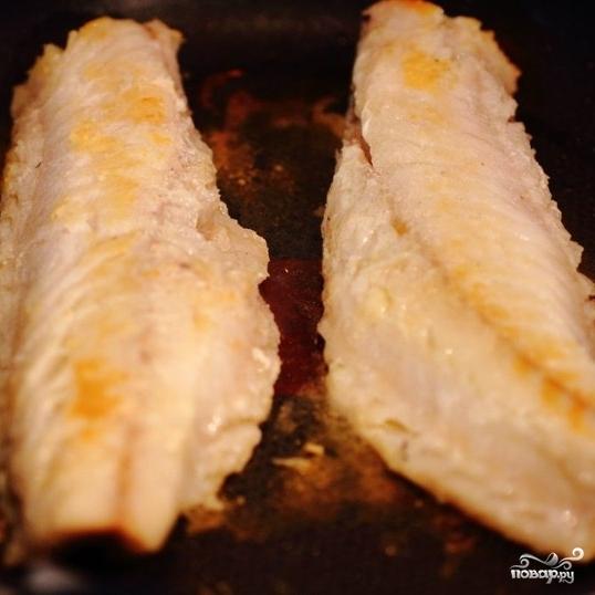 Треска под хлебно-сырной корочкой - фото шаг 4
