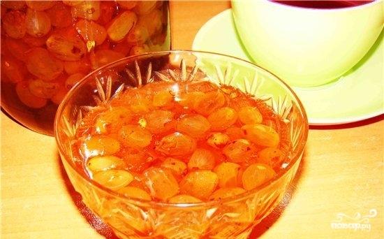 Рецепт Варенье из винограда по-грузински