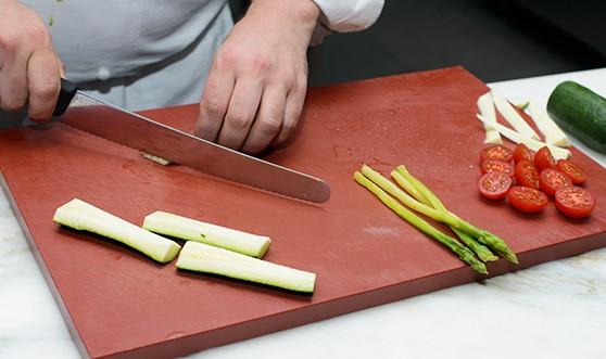 Сибас на сковороде - фото шаг 2