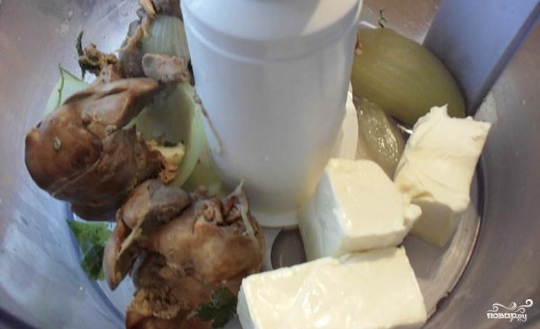 Фуа-гра из куриной печени - фото шаг 2