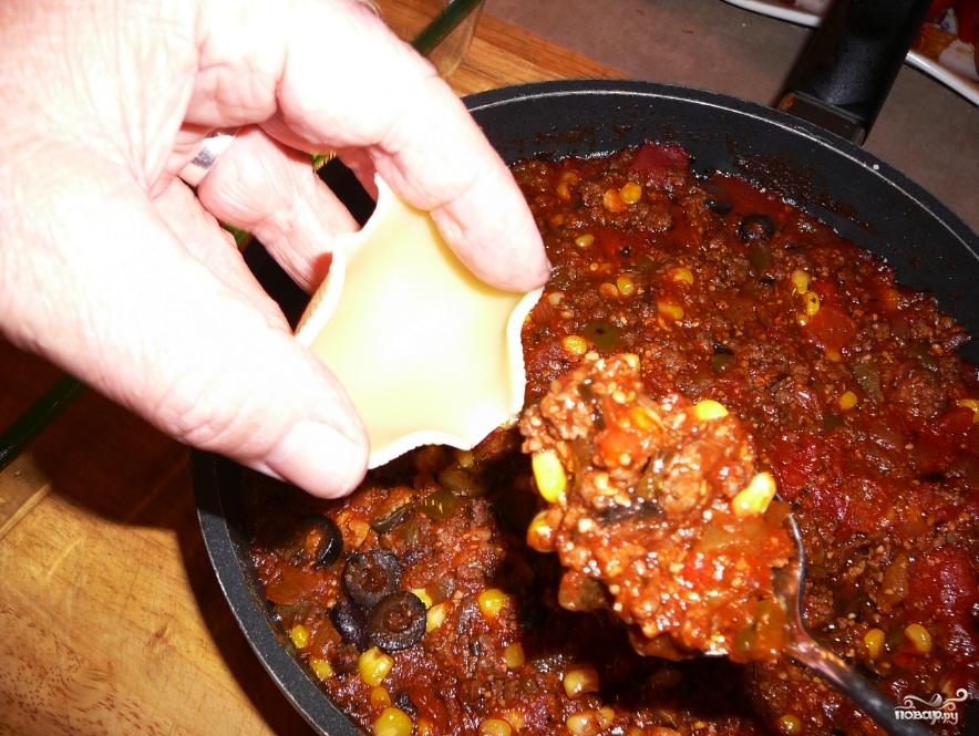 итальянские макароны фаршированные фаршем в духовке рецепт