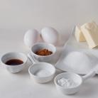 Рецепт Печенье с корицей и кофейной глазурью