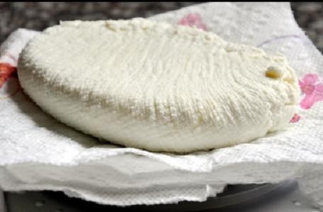 Домашний сыр - фото шаг 9