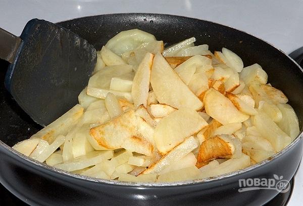 Куриные котлеты с картофелем - фото шаг 10