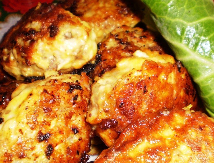 Куриное филе жареное с луком на сковороде рецепты