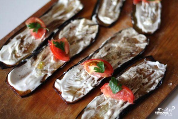 рецепт тёщин язык из баклажан на зиму с фото