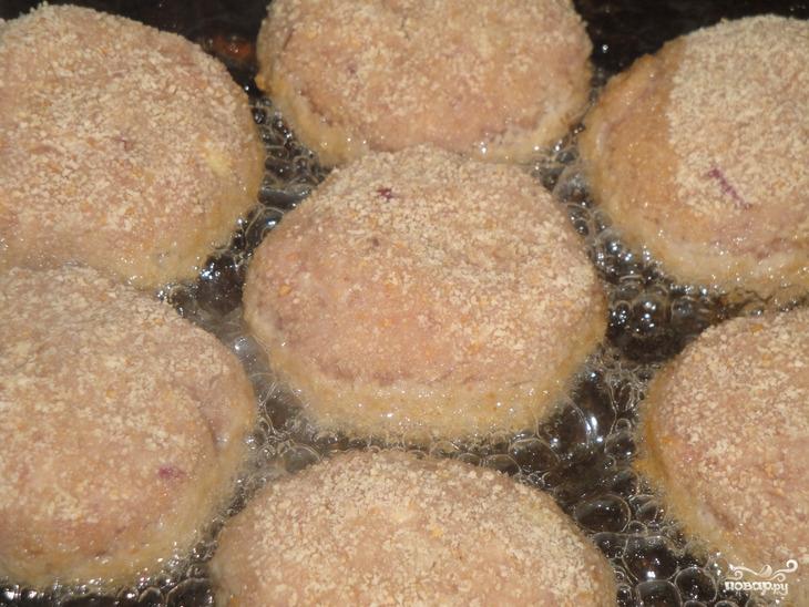 котлеты из свинины рецепт на сковороде с