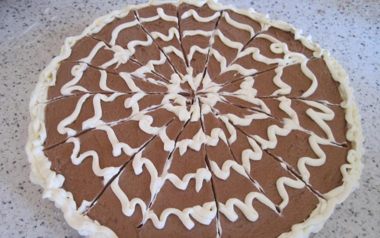 Торт на день рождения мальчику 5 лет - фото шаг 6