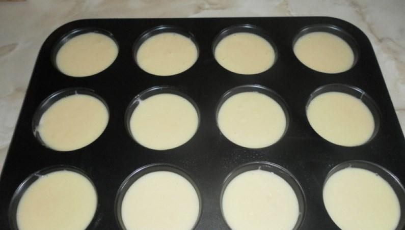 Кексики на молоке - фото шаг 6