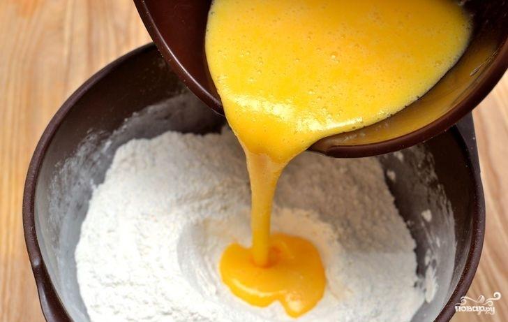 Пирог с морковью простой - фото шаг 3