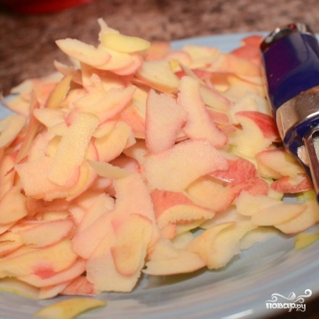 Яблочный соус - фото шаг 1