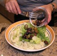 Салат из цветной капусты - фото шаг 3