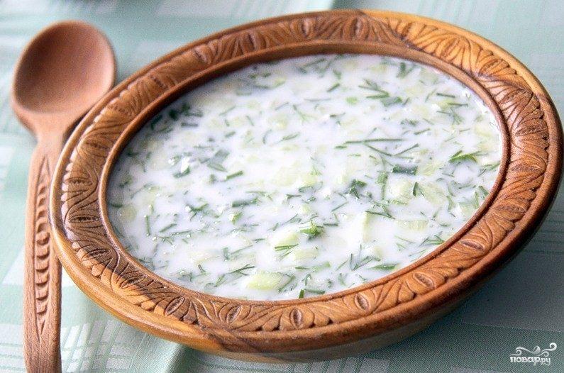 Рецепт Армянская окрошка