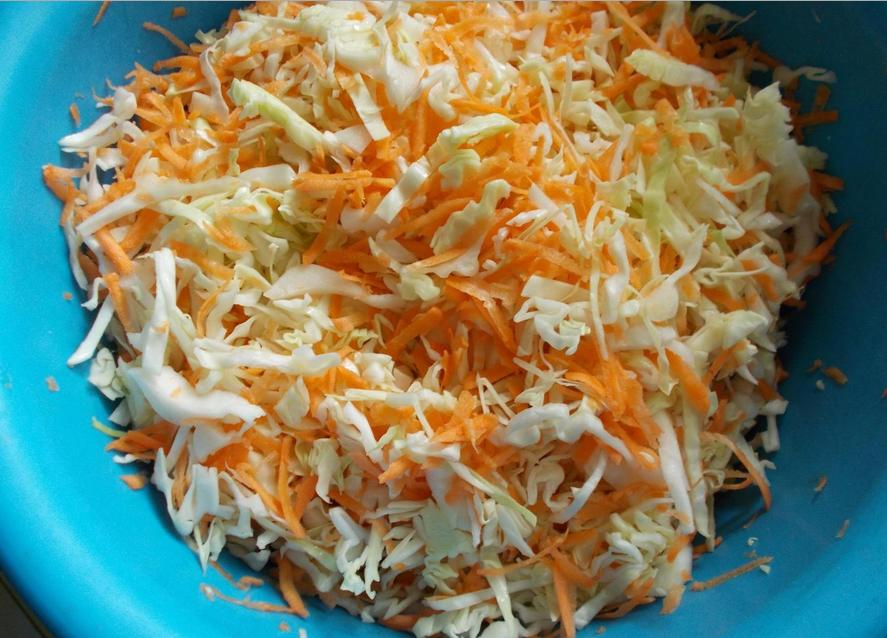 Рецепт Маринованная ранняя капуста на зиму