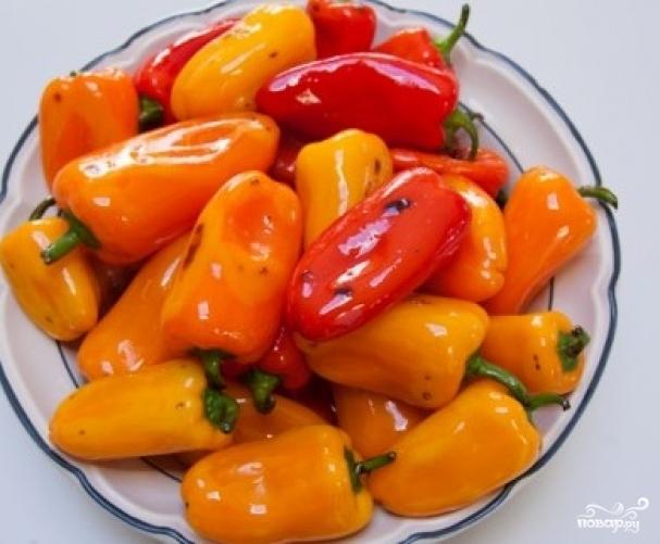 болгарский перец целый маринованный рецепты с фото