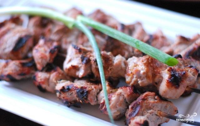 Мягкий шашлык из свинины - фото шаг 5