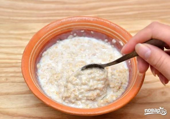 Каша на завтрак - фото шаг 4