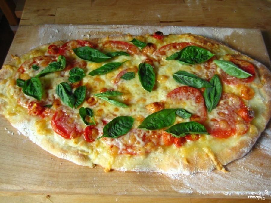 Как делать пиццу с грибами