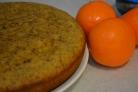 Мандариновый пирог в мультиварке