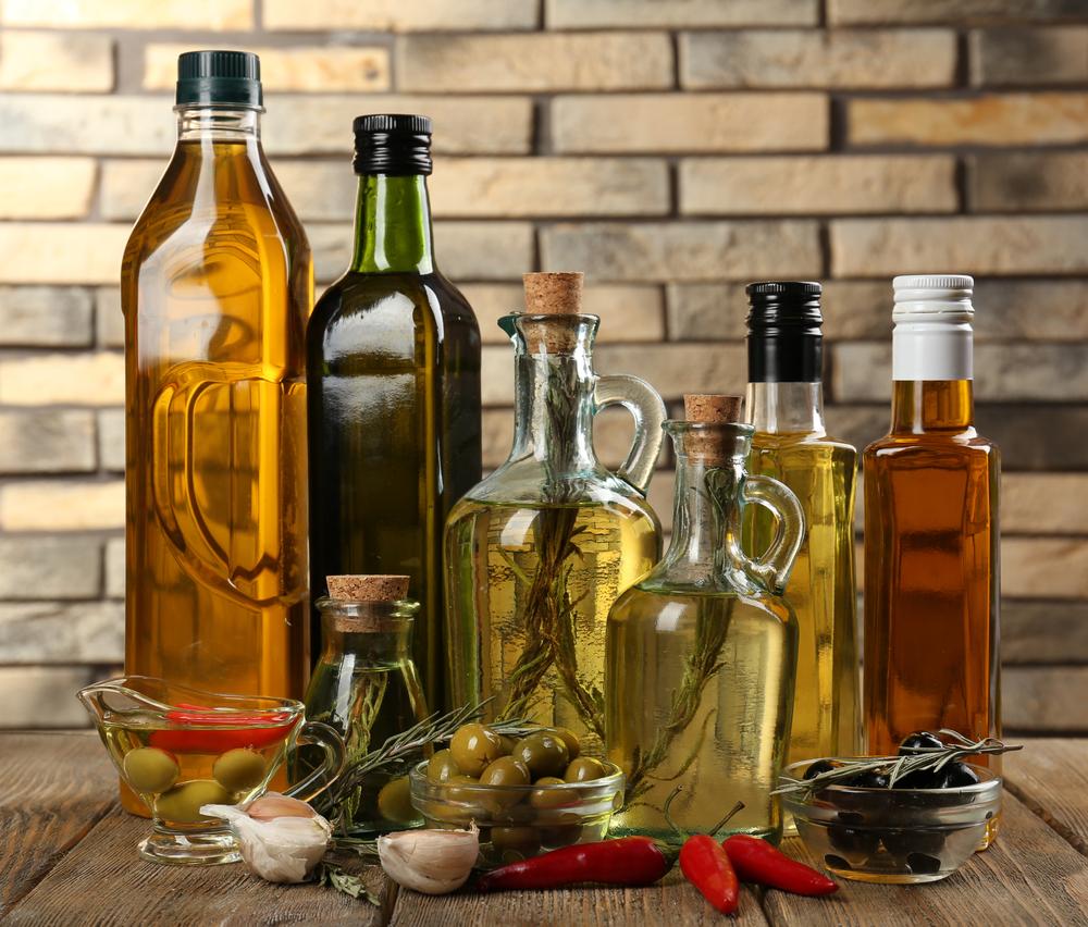Растительные масла для похудения