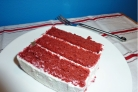 Торт бархатный