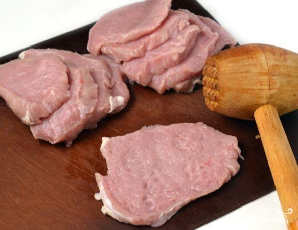 Рецепт Свинина по-боярски