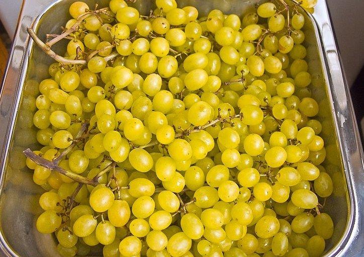 Рецепт Виноградное варенье на зиму
