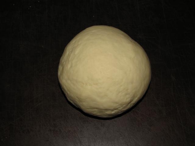 Бездрожжевое тесто для пельменей - фото шаг 4