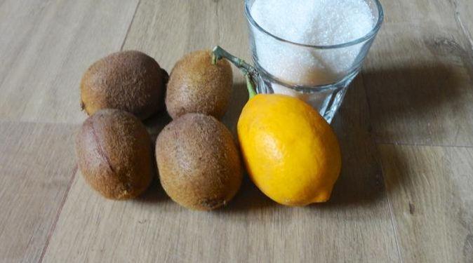 Рецепт Варенье из киви на зиму