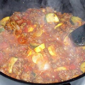 Ротини с итальянской колбасой - фото шаг 7